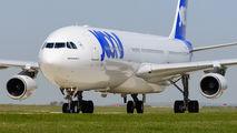 F-GLZP - Joon Airbus A340-300 aircraft