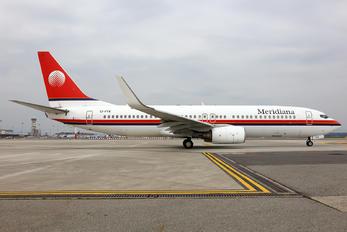EI-FFK - Meridiana Boeing 737-800