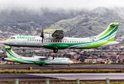 EC-LFA - Binter Canarias ATR 72 (all models) aircraft