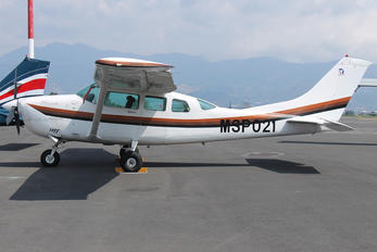 MSP021 - Costa Rica - Ministry of Public Security Cessna 206 Stationair (all models)