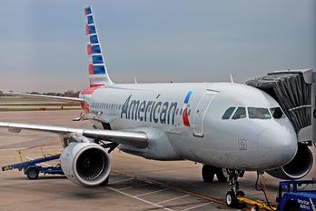 N750UW - US Airways Airbus A319