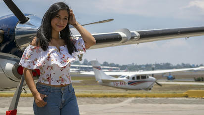 - - - Aviation Glamour - Aviation Glamour - Model