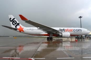 VH-EBC - Jetstar Airways Airbus A330-200
