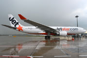 VH-EBC - Jetstar Airways Airbus A330-200 aircraft