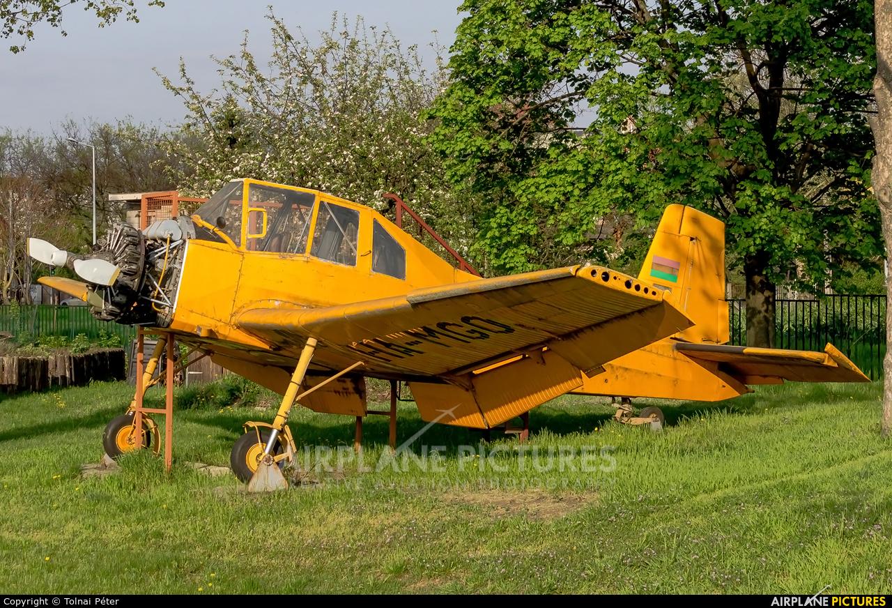 Unknown HA-MGO aircraft at Off Airport - Hungary
