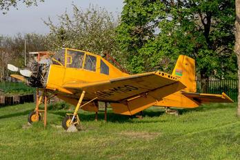 HA-MGO - Unknown LET Z-37 Čmelák