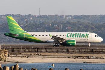 PK-GLK - Citilink Airbus A320