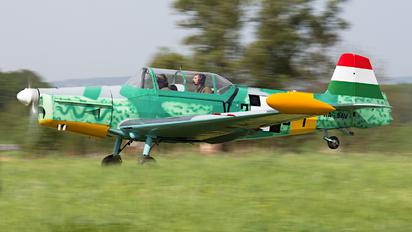 HA-SAV - Private Zlín Aircraft Z-526F