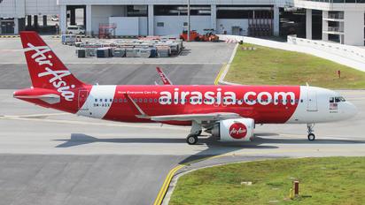 9M-AGX - AirAsia (Malaysia) Airbus A320 NEO