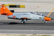 E.25-59 - Spain - Air Force Casa C-101EB Aviojet aircraft