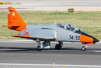 E.25-88 - Spain - Army Casa C-101EB Aviojet