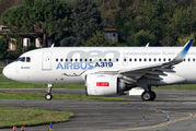 D-AVWA - Airbus Industrie Airbus A319 NEO aircraft