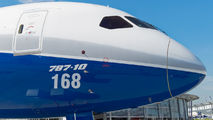 N528ZC - Boeing Company Boeing 787-10 Dreamliner aircraft