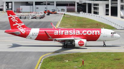 9M-AGE - AirAsia (Malaysia) Airbus A320 NEO