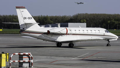 OK-SEM - Travel Service Cessna 680 Sovereign