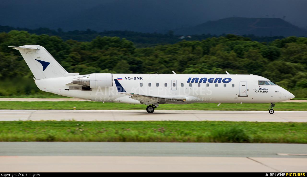 Iraero VQ-BMK aircraft at Vladivostok Knevichi