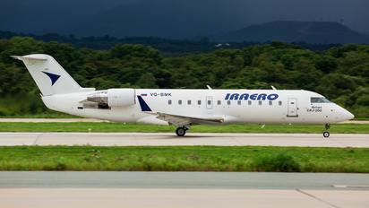 VQ-BMK - Iraero Canadair CL-600 Challenger 600 series