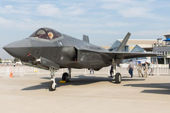 5078 - USA - Air Force Lockheed Martin F-35A Lightning II