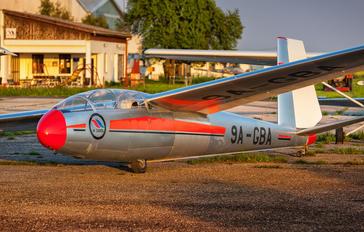 9A-GBA - Aeroklub Zagreb LET L-13 Blaník (all models)
