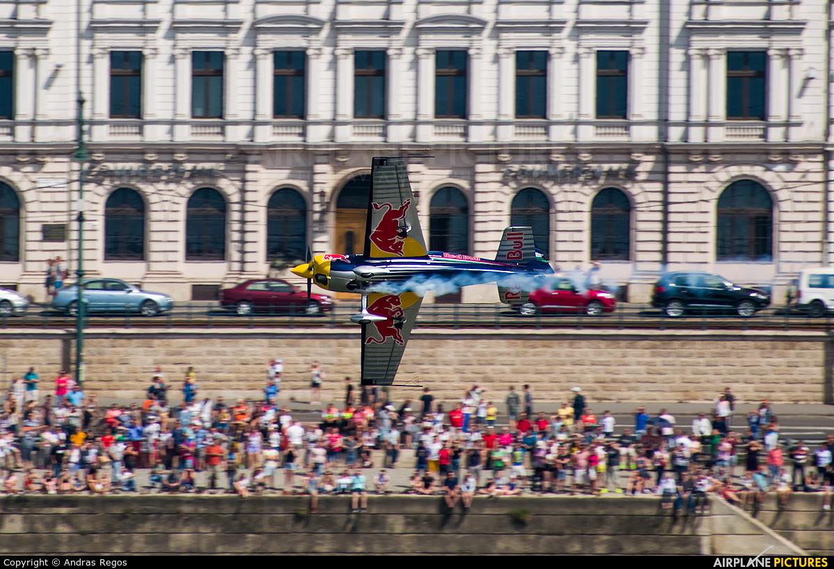 Red Bull N806CR aircraft at Off Airport - Hungary