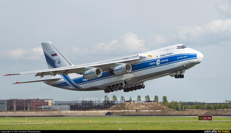 Volga Dnepr Airlines RA-82047 aircraft at Amsterdam - Schiphol