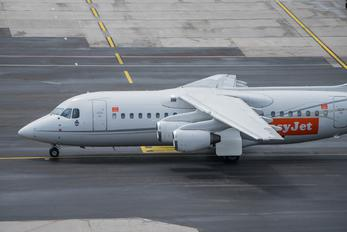 D-AZFR - WDL British Aerospace BAe 146-200/Avro RJ85