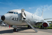 168433 - USA - Navy Boeing P-8A Poseidon  aircraft