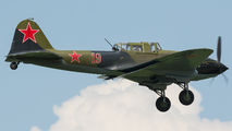 RA-2783G - Private Ilyushin Il-2 Sturmovik aircraft