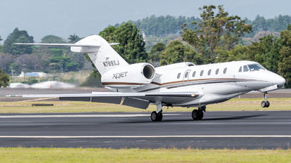 N789XJ - Private Cessna 750 Citation X