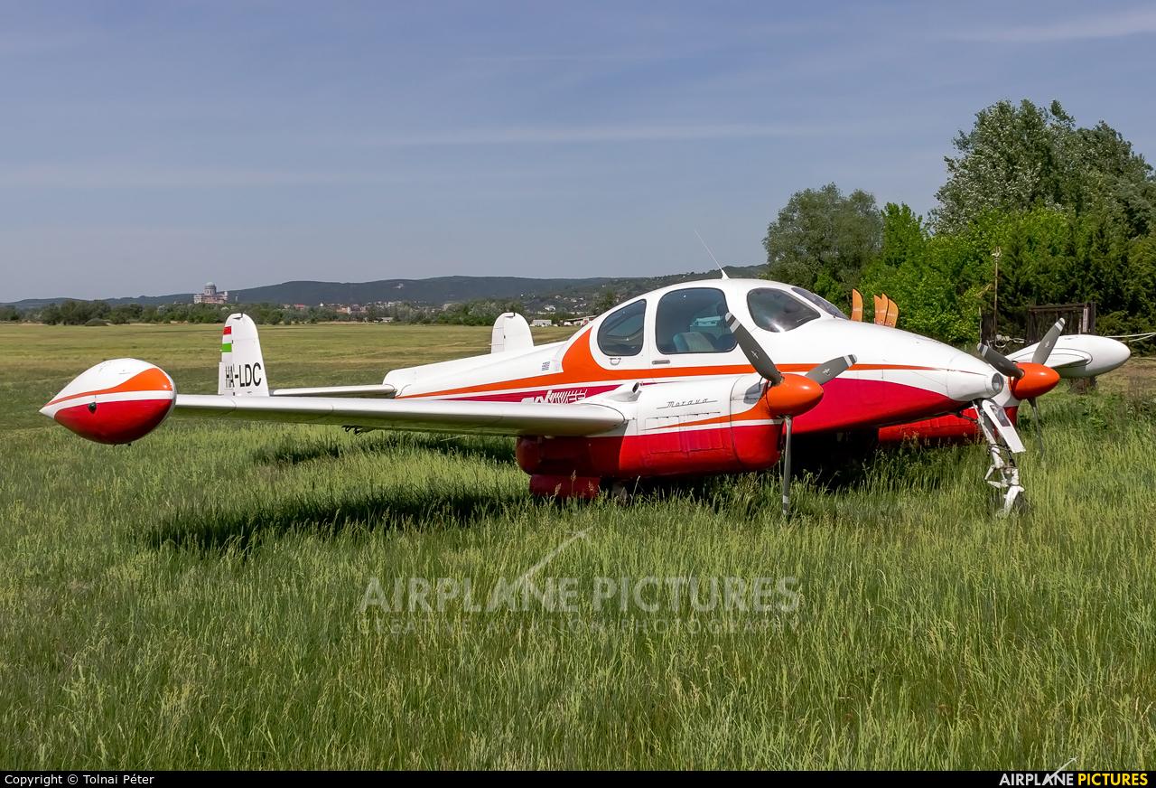 Private HA-LDC aircraft at Off Airport - Hungary