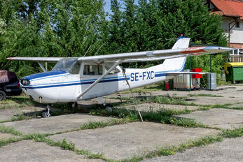 SE-FXC - Private Cessna 172 Skyhawk (all models except RG)