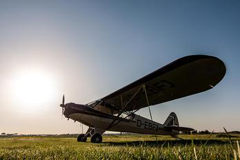 D-EBFJ - Private Piper PA-18 Super Cub