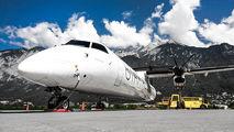OE-LGQ - Austrian Airlines/Arrows/Tyrolean de Havilland Canada DHC-8-400Q / Bombardier Q400 aircraft