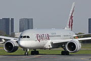 A7-BCM - Qatar Airways Boeing 787-8 Dreamliner aircraft