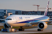 JA787A - ANA - All Nippon Airways Boeing 777-300ER aircraft