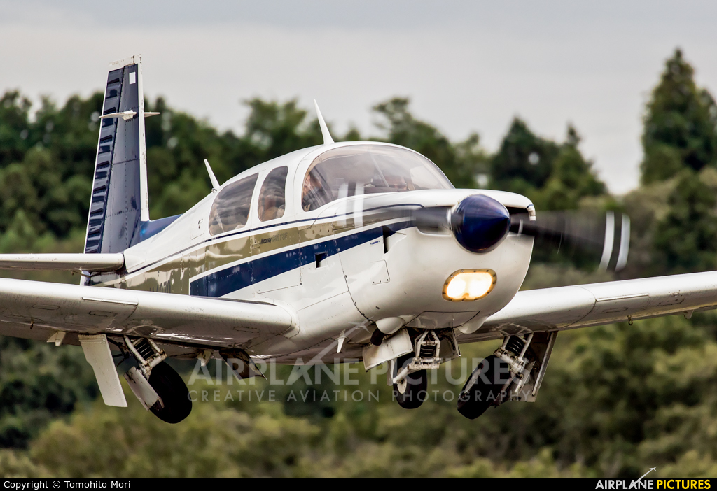 Private JA4070 aircraft at Off Airport - Japan