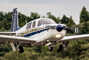 JA4070 - Private Mooney M20K aircraft