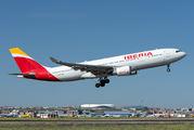 EC-MLD - Iberia Airbus A330-200 aircraft