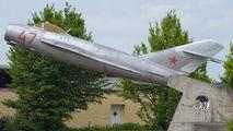 47 - Soviet Union - Air Force Mikoyan-Gurevich MiG-17F aircraft