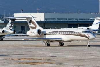 OE-LII - Amira Air Bombardier BD-700 Global 6000