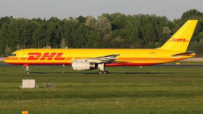 G-DHKJ - DHL Cargo Boeing 757-200F