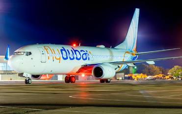 A6-FDU - flyDubai Boeing 737-800