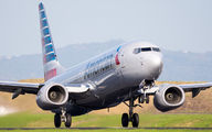 N200NV - American Airlines Boeing 737-800 aircraft