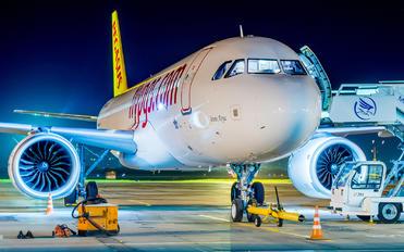 TC-NBR - Pegasus Airbus A320 NEO
