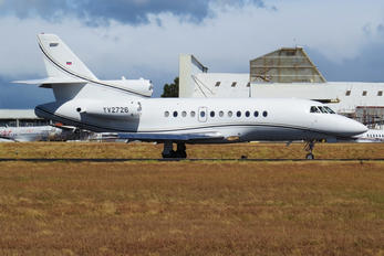 YV2726 - Venezuela - Air Force Dassault Falcon 900 series
