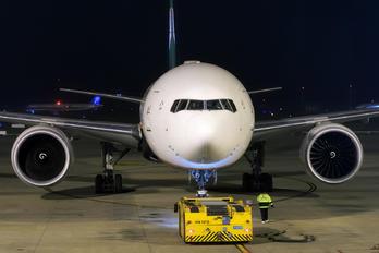 B-16735 - Eva Air Boeing 777-300ER