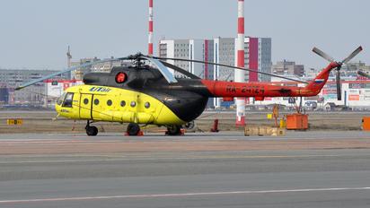 RA-24124 - UTair Mil Mi-8T