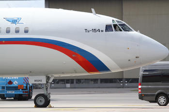 RA-85042 - Russia - Air Force Tupolev Tu-154M
