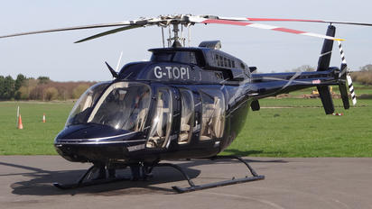 G-TOPI - Private Bell 407
