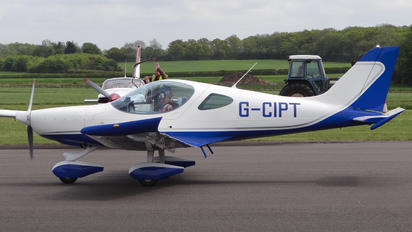 G-CIPT - Private Bristell NG5 Speed Wing